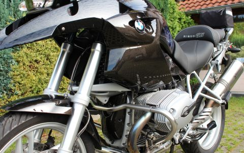 BMW GS Carbon